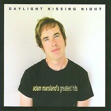 1 CENT CD Daylight Kissing Night: Adam Marsland's Greatest Hits - Adam Marsland