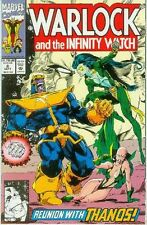Warlock and the Infinity Watch # 8 (USA, 1992)