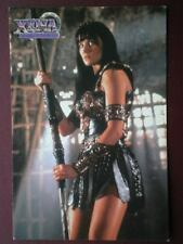 POSTCARD B12 XENA - WARRIOR PRINCESS (2)