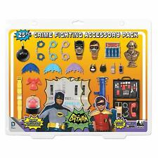 Batman 1966 TV Series 25-Piece Action Figure Accessory Pack *Ready to Ship*