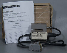Com-Ten Industries PSB0400 400 lbs Tensile S-Block Load Cell