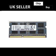 Kingston SK Hynix Ramaxel DDR3 1x 8GB 2Rx8 PC3L-12800S Laptop RAM Memory Module