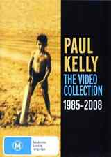 PAUL KELLY The Video Collection 1985-2008 DVD BRAND NEW PAL Region 0