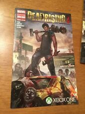 Dead Rising 3 #1 Custom Edition Variant High Grade Marvel Comics