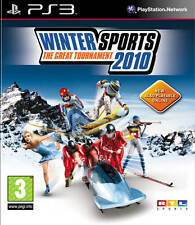 Winter Sports 2010: The Great Tournament PS3 *in Excellent Condition*