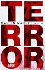 Terror - Martin Maurer neuwertig gebunden