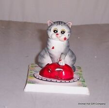 Border Fine Arts Comic Cats Jelly Belly