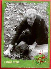 NIGHT OF THE LIVING DEAD - Card #03 - Johnny is Dead - Unstoppable