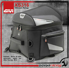 Borsa da sella GiVi XS316 - 35Lt BMW Nine T - Tail Bag - Hecktasche - Sac Selle