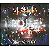 Def Leppard - Mirror Ball (Live & More) (2011)  2CD+DVD  NEW/SEALED  SPEEDYPOST