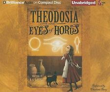 Theodosia and the Eyes of Horus 2010 by LaFevers, R. L. 1441851720 Ex-library