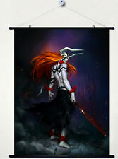 Bleach Kurosaki Ichigo Bankai Home Decor Japanese Poster Wall Scroll Hot Anime C