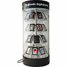 Lighter display unit - ideal for Zippos. Suitable 4 various items cufflinks etc