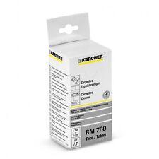 Kärcher Sprühextraktion CarpetPro Teppichreiniger RM 760, 16 Tabs , 6.295-850