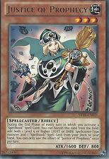 ABYR-EN023 Justice of Prophecy Rare Yugioh Card