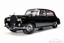 1964 Rolls Royce Phantom V Black Paragon 98213 1/18 Scale Diecast Model Toy Car