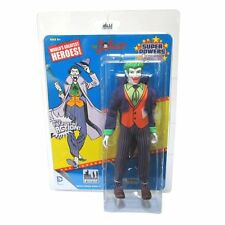 "DC Retro 8"" Super Powers Series 2 Joker Figures Toy Company"