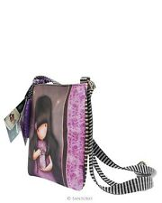 SANTORO GORJUSS   ' SMALL SHOULDER BAG  -  WE CAN ALL SHINE '   - PLUS FREE GIFT