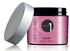 Entity One LED-UV Gel Clear 50g (1.76 oz) - E17346