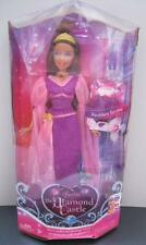 THE DIAMOND CASTLE PRINCESS PINK/PURPLE PHEDRA MUSE DOLL~NEW NIB Skipper Size