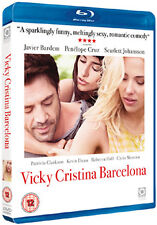 VICKY CRISTINA BARCELONA - BLU-RAY - REGION B UK