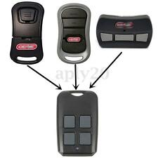 4 Button Garage Gate Door Remote 315 390 MHz For Genie GITR-3 GITR-3BX 37517S US