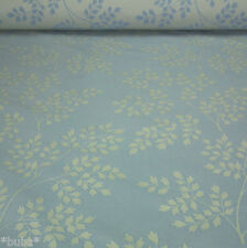 SANDERSON FABRIC - CORALIE - INDIGO IVORY - DCORCO305 CURTAINS BLINDS UPHOLSTERY