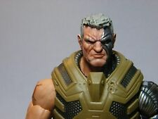 HEAD ONLY Marvel Legends Custom painted head Cable PAINTED HEAD ONLY