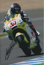 Mika KALLIO SIGNED Pramac Racing Moto2 AUTOGRAPH 12x8 Photo AFTAL COA