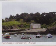 1998  --  ABRI ET CALE DU CANOT DE SAUVETAGE DE SAUZON   3D605
