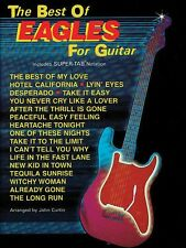 The Best of Eagles for Easy Guitar Sheet Music Tablature Book NEW 000322481