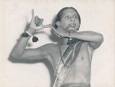DANSEUR INDONÉSIEN c. 1950 -  Danseur - DIV 5224