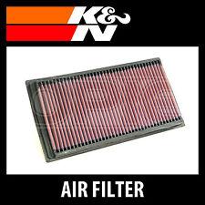 K&N High Flow Replacement Air Filter 33-2255 - K and N Original Performance Part