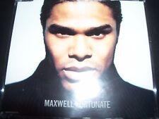 Maxwell Fortunate (Australia) CD Single – Like New