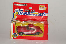 CHAMP OF THE ROAD HONG KONG CARS OF THE 50'S, 1956 CORVETTE, RED, 1:43, NIB