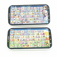 Pad Mini Phone Toy Learning Educational Tablet Computer Touch For Baby Kids Gift