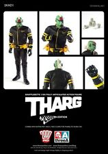 Threea Tharg 2000AD 1:6 1/6 ABC Warriors Dredd Ro-Jaws Mongrol Ashley Wood