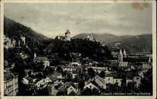 Friesach Österreich Kärnten AK 1942 Stadt Panorama Häuser Berge Landschaft Wald