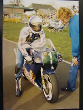 Photo Samson Honda NS250 1989 #1 Wilco Zeelenberg Hengelo Races (2 photos)
