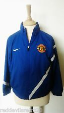 Manchester United Official Nike Football Jacket (Youths 6-8 Years)
