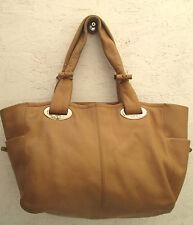 AUTHENTIQUE sac à main TOSCA BLU  cuir TBEG bag