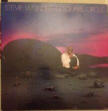 Stevie Wonder In Square Circle Vinyl LP