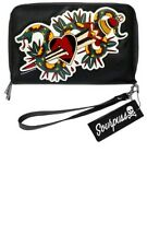 Psychobilly Snake Rockabilly Clutch Wallet Tattoo Flash Sourpuss Punk Pinup Goth