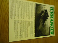 TERRANGER ALL TERRAIN 8 WHEELER BROCHURE jm