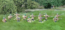 28mm WW2 Russian Soviet  Rifle Squad 01  . Bolt Action Chain of Command