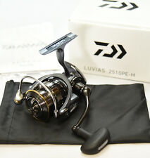 2015 model NEW Daiwa LUVIAS 2510PE-H Spinning Reel From Japan