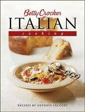 Betty Crocker - Italian Cooking (2000) - Used - Trade Cloth (Hardcover)