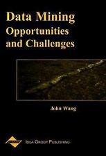 Data Mining: Opportunities and Challenges-ExLibrary