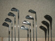 Walter Hagen Haig-Ultra Golf Club 2-9 Irons & Matrix Woods 1,3,5