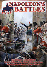 NAPOLEON'S BATTLES NEW 4TH EDITION (HARDCOVER) - PARTIZAN PRESS - WARGAMES RULES